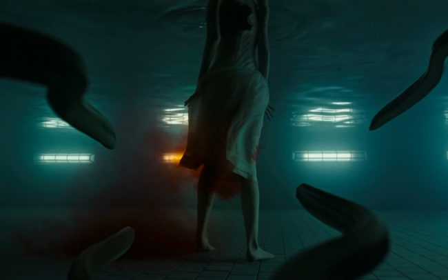 'Cure For Wellness' (2D Sequence Supervisor, Double Negative)